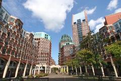 Hague konserwacji miasta Zdjęcia Royalty Free
