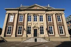 hague mauritshuis royaltyfri foto