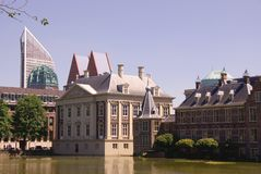 The Hague, the Netherlands Royalty Free Stock Photos