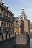 The Hague , The Netherlands-april 7 , 2015: tower of the prime m Stock Photos
