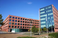 International Statistical Institute ISI, CBS in Dutch, in the Hague, the Netherlands. The Hague, the Netherlands. October 2018. International Statistical royalty free stock photography