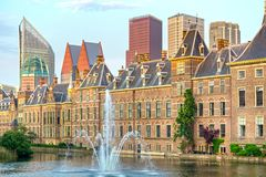 The Hague, the Netherlands Royalty Free Stock Images
