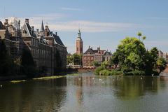 The Hague in the Netherlands Stock Photography