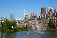 The Hague Parliament Royalty Free Stock Photography