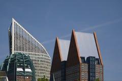 The Hague skyline 2 Stock Photos