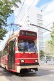 The Hague Tram stock photos