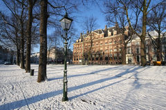 The Hague Winter stock photos