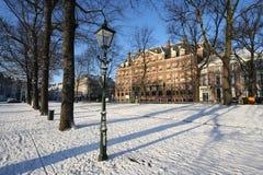 The Hague Winter Stock Photos