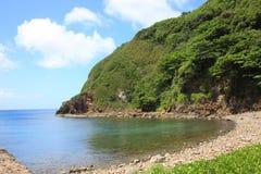 Hahajima海岛 库存图片