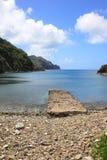 Hahajima ö royaltyfria bilder