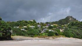 hahei Νέα Ζηλανδία παραλιών στοκ φωτογραφίες με δικαίωμα ελεύθερης χρήσης