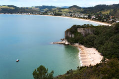 Hahei, New Zealand Royalty Free Stock Photos