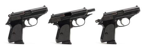 Hahn des Gewehrs Lizenzfreies Stockbild
