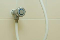 Hahn-Dusche Stockbild