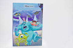 Hai, de Oekraïne - Februari 28, 2017: De geanimeerde films c van Disney Pixar Royalty-vrije Stock Foto