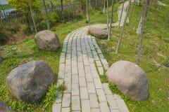 Hai-` ein Longhu-Landhaus Lizenzfreie Stockfotos