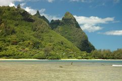 hai kauai balai Στοκ Φωτογραφίες