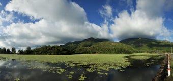 An Hai lake Royalty Free Stock Photography