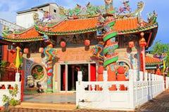 Hai Lam Ban Don Shrine, Surat Thani, Tailândia Imagem de Stock
