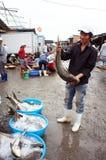 HAI LUNGO, VIETNAM 15 LUGLIO Fotografie Stock Libere da Diritti