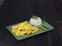 Hai nan chicken rice Stock Photography