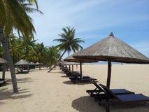 Hai Nan plaża Zdjęcie Royalty Free