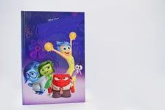 Hai, Ucrânia - 28 de fevereiro de 2017: Desenhos animados animados de Disney Pixar imagens de stock