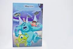 Hai, Ucrânia - 28 de fevereiro de 2017: Filmes animados c de Disney Pixar Foto de Stock Royalty Free