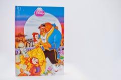 Hai, Ucrania - 28 de febrero de 2017: Historieta animada de las películas de Disney Fotografía de archivo