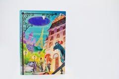 Hai, Ucrania - 28 de febrero de 2017: Películas animadas c de Disney Pixar fotos de archivo