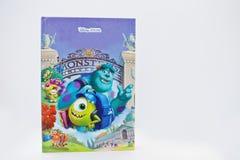 Hai, Ucrania - 28 de febrero de 2017: Películas animadas c de Disney Pixar Imagen de archivo libre de regalías