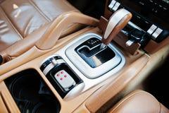 Hai Ukraina, Październik, - 20, 2016: Porsche Cayenne przekazu luksusu samochód Obraz Stock