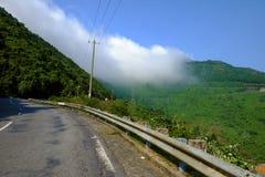 Hai Van mountain pass Stock Images