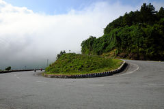 Hai Van mountain pass Stock Image