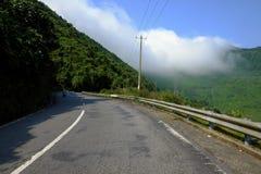 Hai Van mountain pass Royalty Free Stock Photos