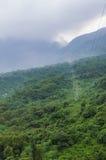 Hai Van pass, Da Nang city, Vietnam. Stock Image
