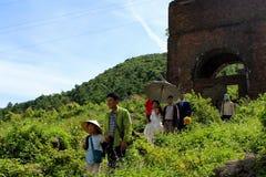Hai Van Pass, Vietnam Imagen de archivo