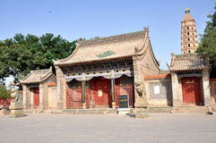 Haibao Pagoda Temple Royalty Free Stock Images