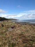 Haida Gwaii immagine stock
