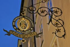 Haidenthaller, Salzburg Stock Photos