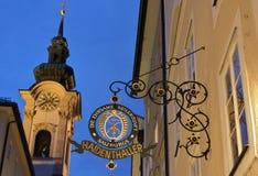 Haidenthaller, Salzburg Royalty Free Stock Photo