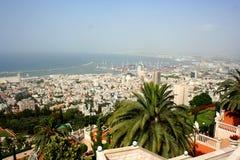 haifa Израиль Стоковая Фотография RF