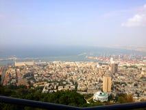 haifa Израиль Стоковое Изображение