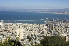 Haifa Royalty Free Stock Photo