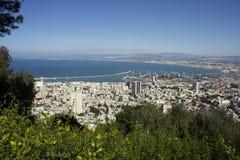 Haifa Royalty-vrije Stock Afbeeldingen