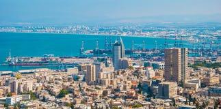 haifa Fotografia de Stock