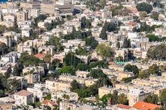 haifa Стоковое Фото