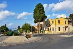 haifa stock foto