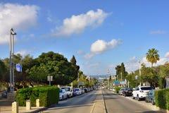 haifa royalty-vrije stock foto's