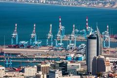 haifa Imagens de Stock